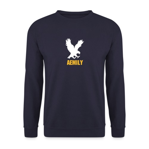 Eagle Sweat Navy - Männer Pullover