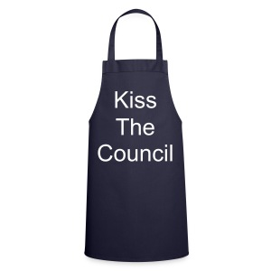 Apron - Kiss The Council - Cooking Apron