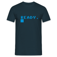 T-Shirts ~ Men's T-Shirt ~ Ready