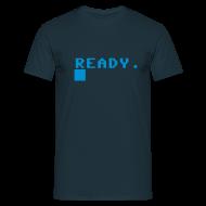 T-Shirts ~ Men's T-Shirt ~ Ready
