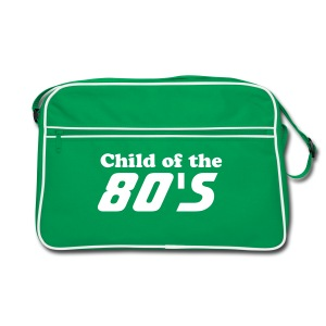Child of the 80's - Tasche - Retro Tasche