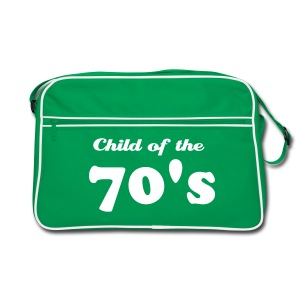 Child of the 70's - Retrotasche - Retro Tasche
