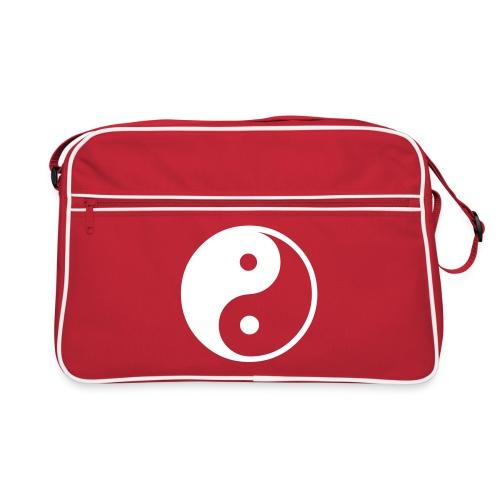 Yin Yang  New - Retro Bag