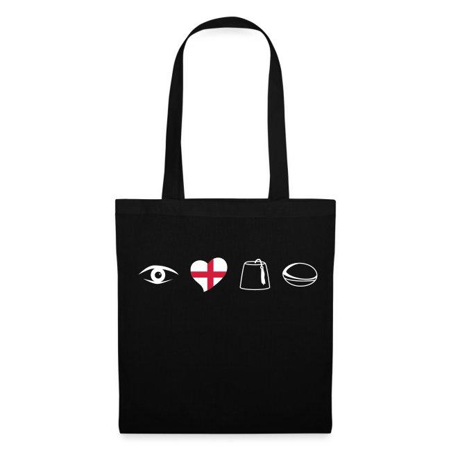 English Sarries Tote Bag