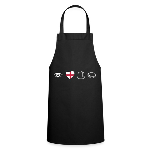 English Sarries Cooking Apron - Cooking Apron
