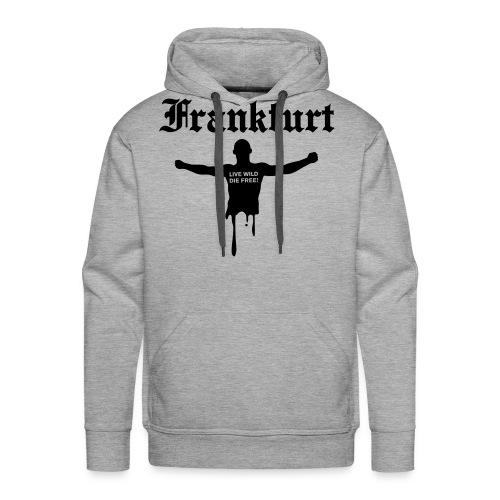 Frankfurt Underground - Männer Premium Hoodie