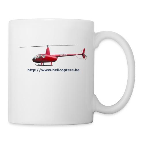 TASSE-R44 - Mug blanc