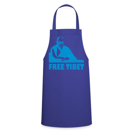 Free Tibet NEW - Cooking Apron