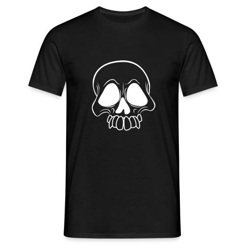 Totenkopf - Schädel - Männer T-Shirt