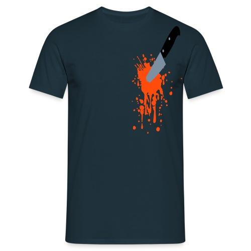 Tee shirt dead 1 - T-shirt Homme