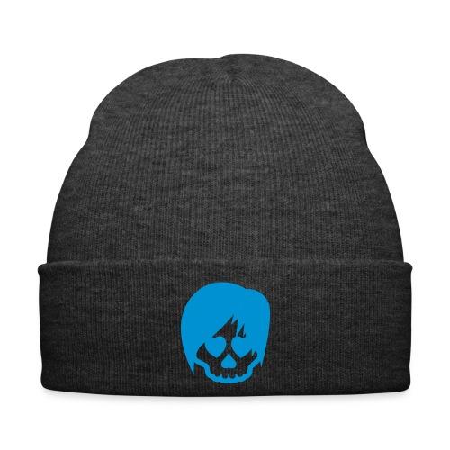 skull punk bonnet - Winter Hat
