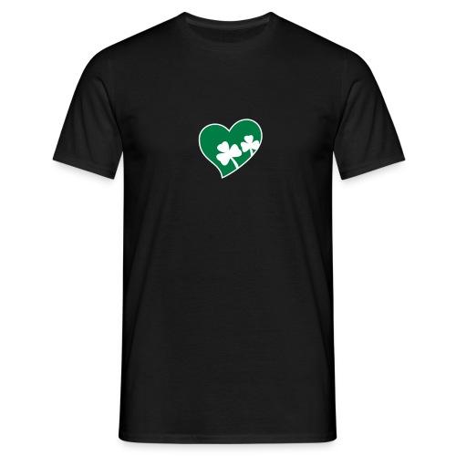 Men's Ireland Centred Heart T-Shirt - Men's T-Shirt