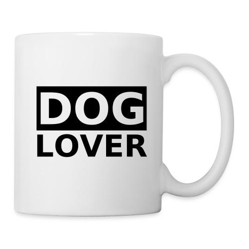 Tasse - DOG LOVER - Tasse
