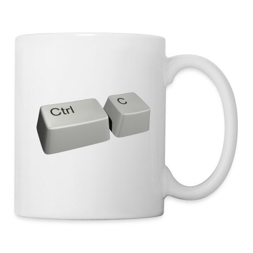 Informatik'shirt - Mug blanc