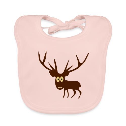 Baby Deer - Baby Bio-Lätzchen
