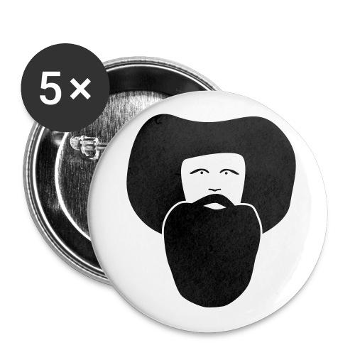 Andreas Hofer zum anstecken - Buttons groß 56 mm