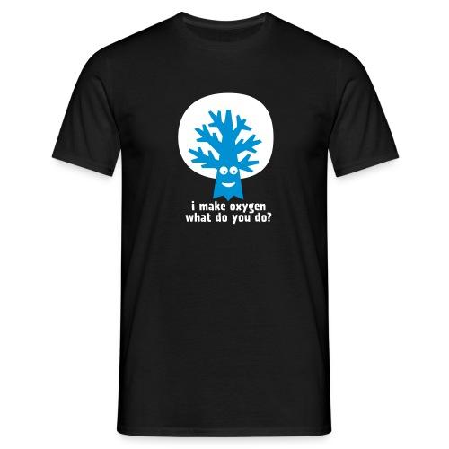 ëtalia Oxigen Tree - Maglietta da uomo