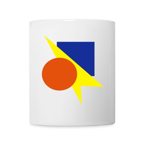 Geometrie Logo - Tasse