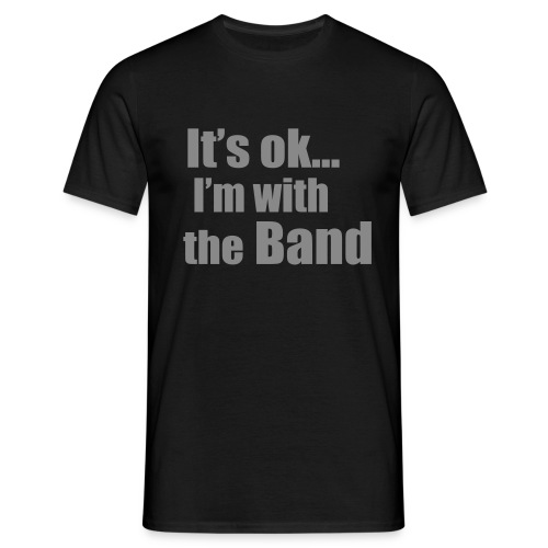 it's ok - T-shirt herr