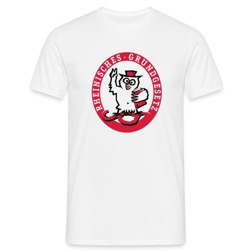 Rheinisches Grundgesetz - Männer T-Shirt