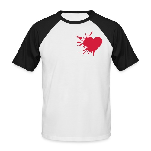lhurt explosion - Men's Baseball T-Shirt