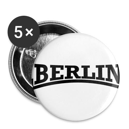 Berlin Pins - Buttons klein 25 mm