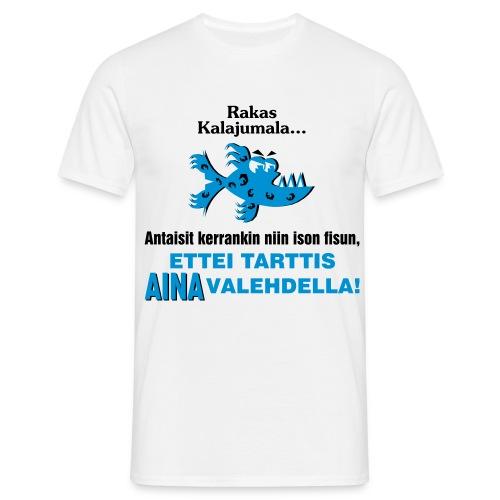 Kalavale - Miesten t-paita