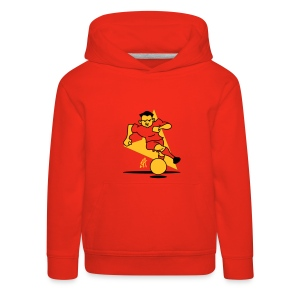 Next level. Hoody. - Kids' Premium Hoodie
