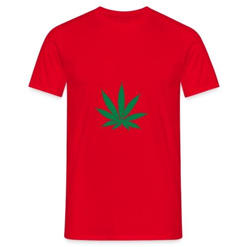Cannabis-Shirt - Maglietta da uomo