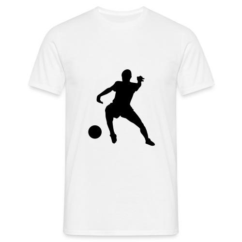 Fotball 2 - T-skjorte for menn