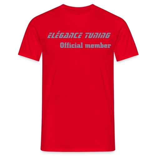 Official Member - T-shirt Homme