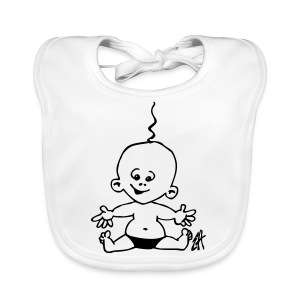 Next Level. Baby bib. - Baby Organic Bib