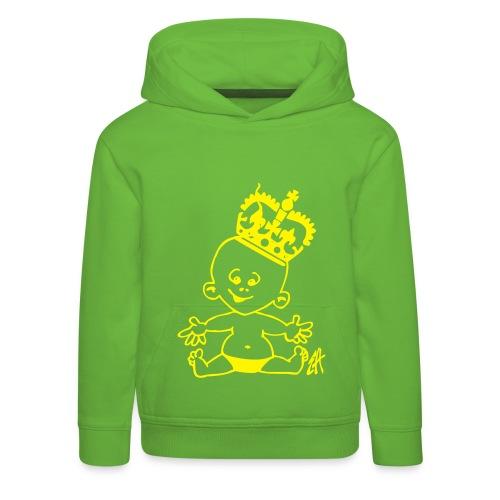 SWEET BABA KING - Pull à capuche Premium Enfant
