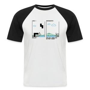 Koelntris - Männer Baseball-T-Shirt