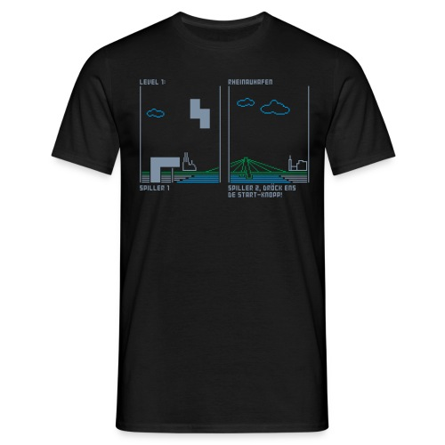 Koelntris - Männer T-Shirt