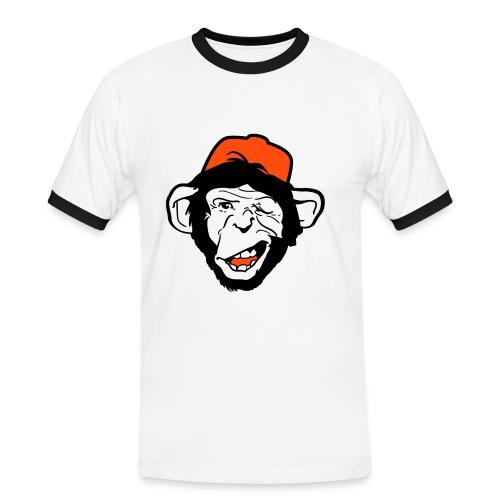 Classic - T-shirt contrasté Homme