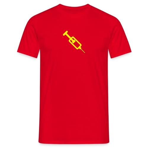 Junkie - T-shirt herr