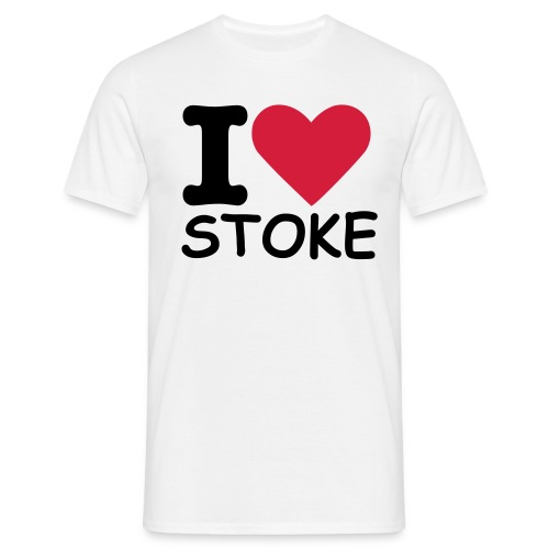 Stoke Lover Men - Men's T-Shirt
