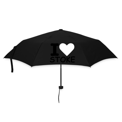 Stoke Lover umbrella - Umbrella (small)