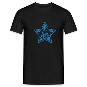 koszulka gwiazda - Koszulka męska
