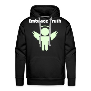 Unpredictable Innocence - Men's Premium Hoodie