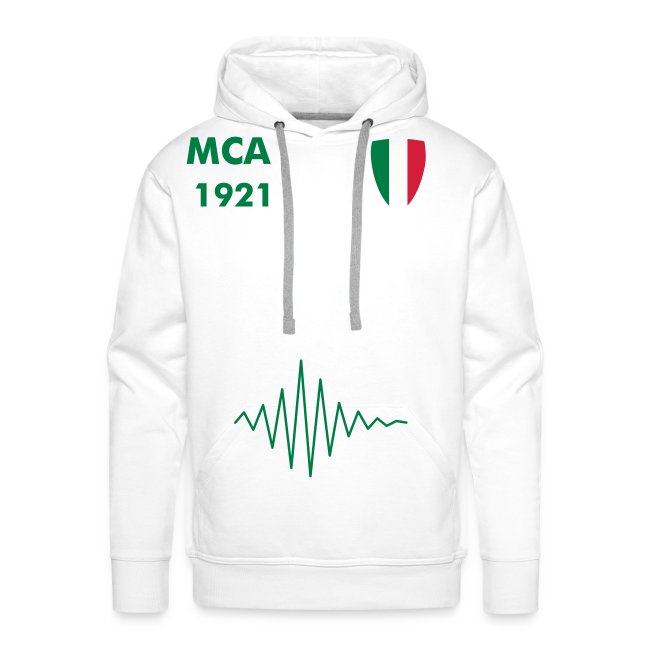 Men's hooded MCA