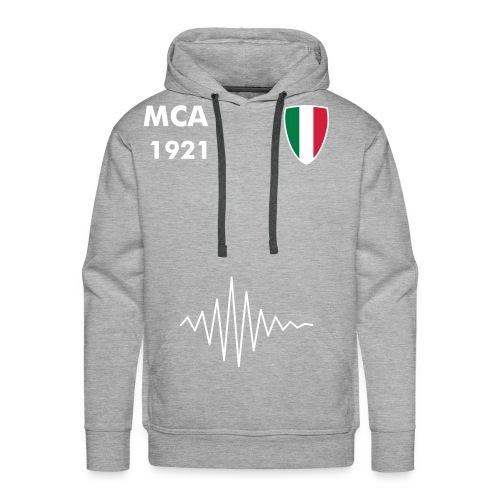 Men's hooded MCA - Men's Premium Hoodie