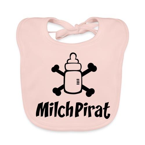 Milchpirat - Baby Bio-Lätzchen