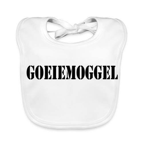 Baby-Wear -- Goeiemoggel - Bio-slabbetje voor baby's