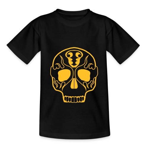 Skully - skate or die! - Teenager T-Shirt
