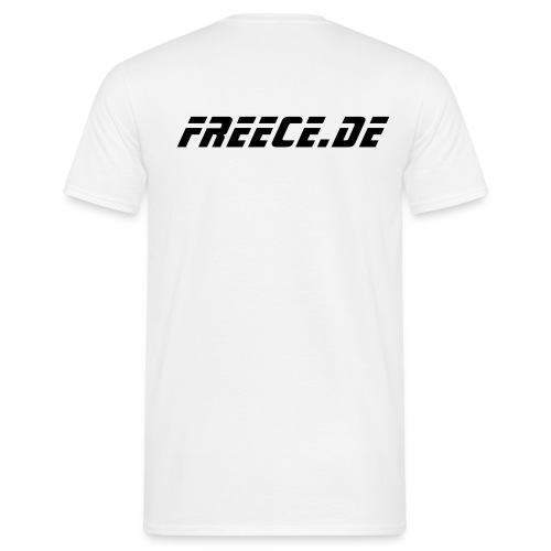 Shirt Freece - Männer T-Shirt