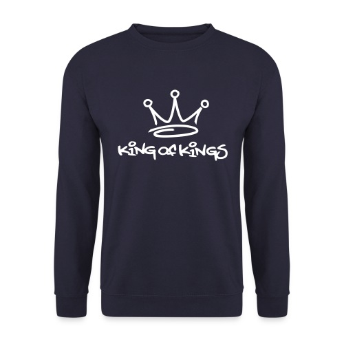 King - Felpa da uomo