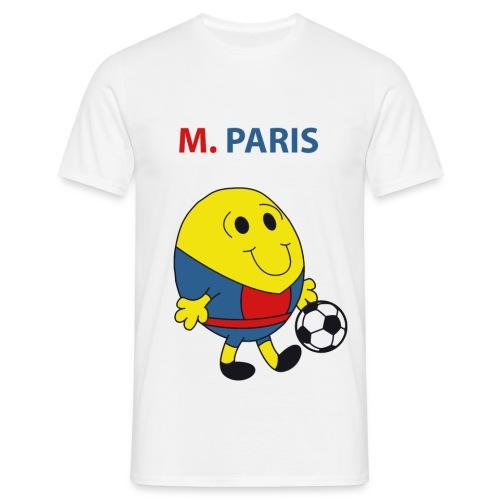 Monsieur Paris - T-shirt Homme