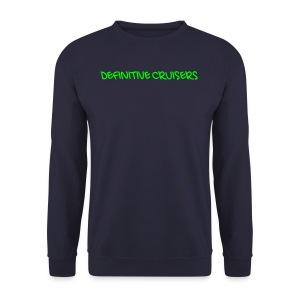 MENS DC SWEATSHIRT JUMPER - Men's Sweatshirt